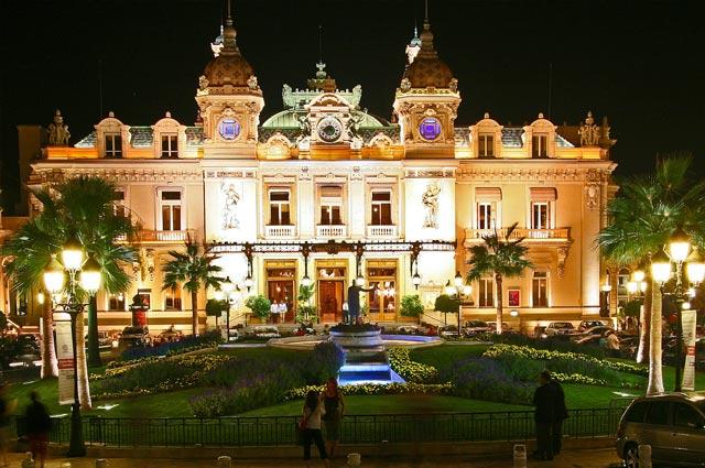 LE CASINO DE MONTE CARLO - Монте-Карло, Монако